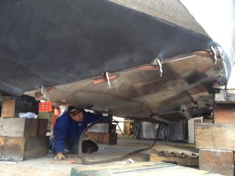 Hull Plating