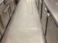 Stainless steel Galley floors