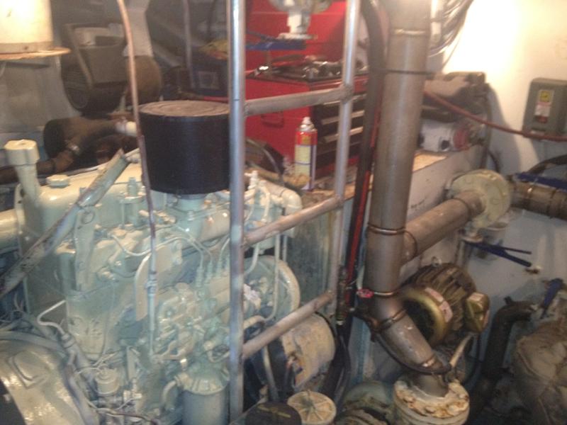 Stainless steele plumbing amd pumps
